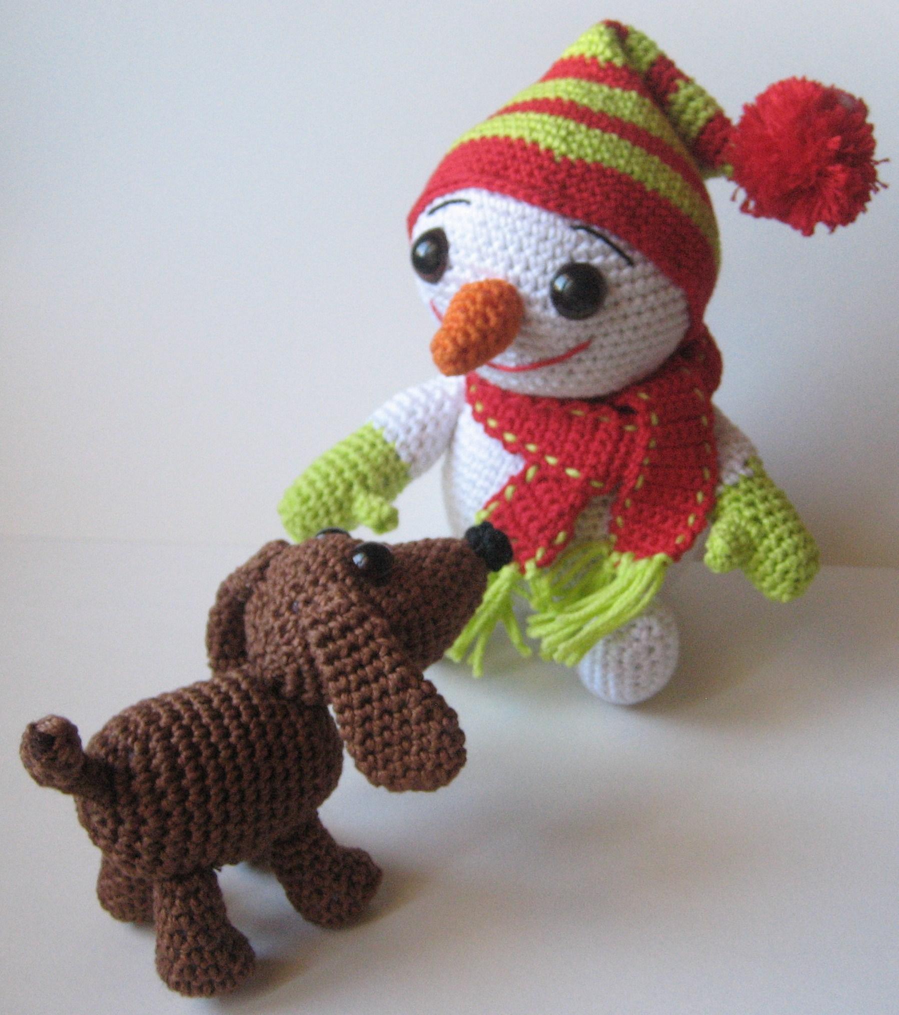 Der kleine Schneemann   Amilovesgurumi