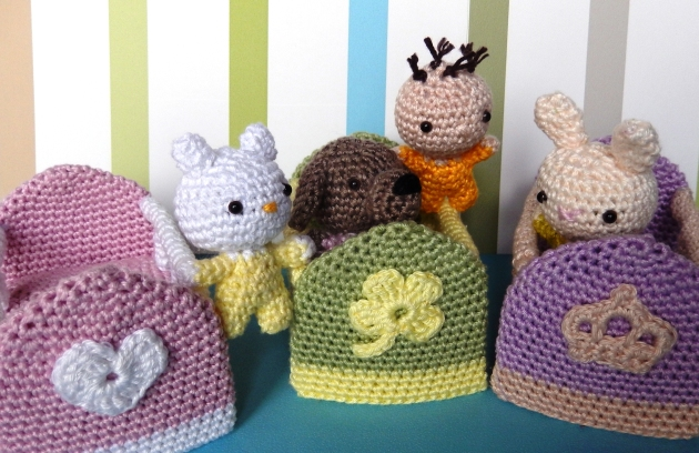 Crochet Little Baby Dolls