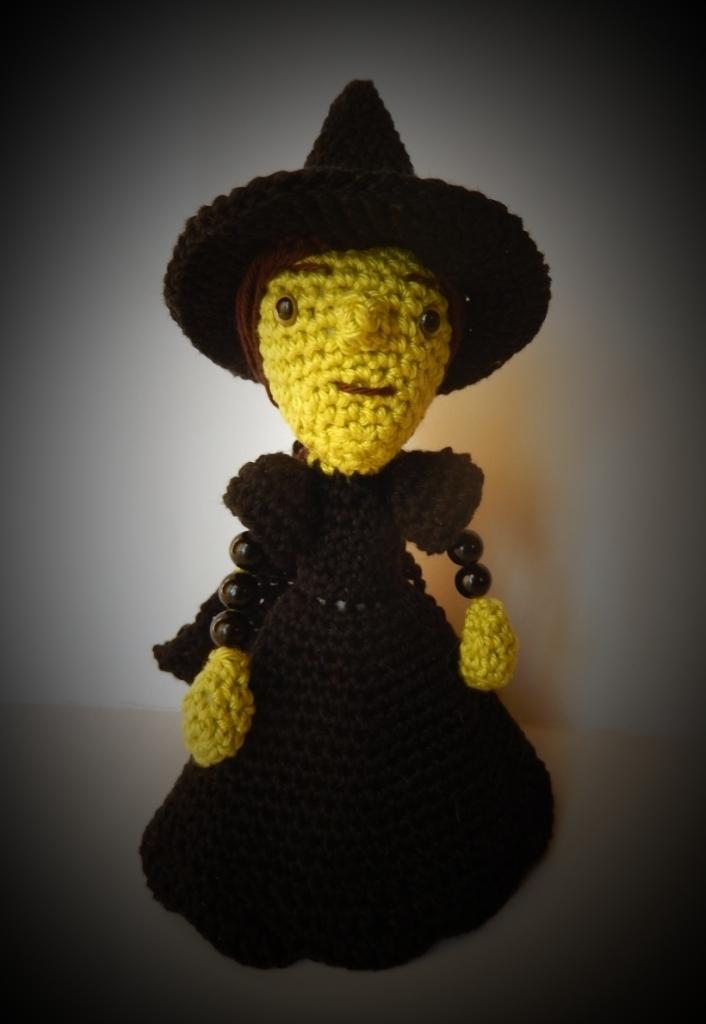 Witch Elf Free Pattern Pdf version - Laydiy Online Free crochet and  amigurumi site | 1024x706